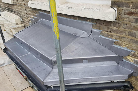 Lead Flat Roofs