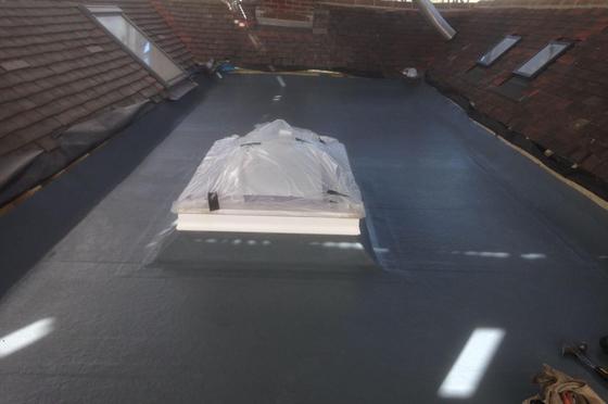 Grp Fibreglass Roofs